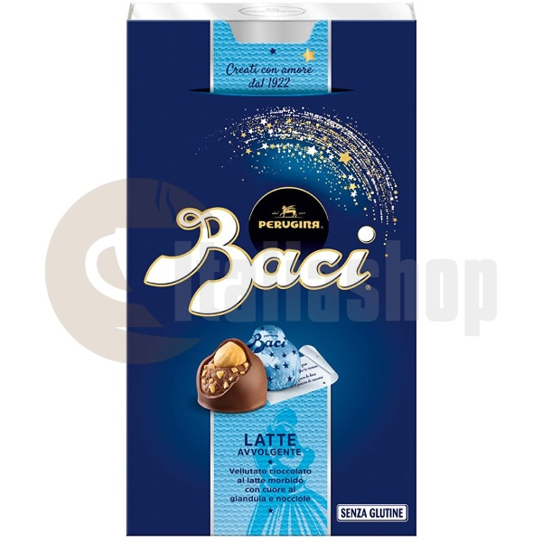 Baci Perugina Шоколадови Бонбони 70% - 200 Гр