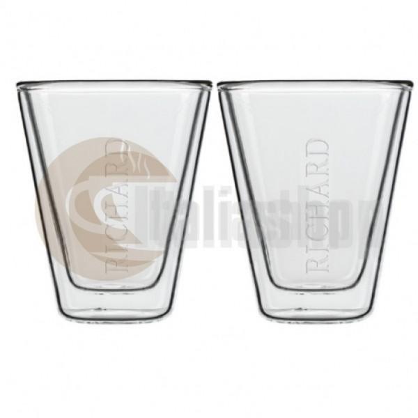 Cafés Richard drink&design  2 бр двустенни еспресо термо чаши