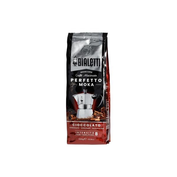 Bialetti Perfetto Moka Cioccolato Mляно Kафе - 250 gr