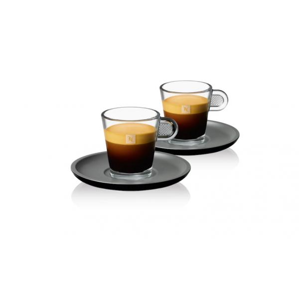 Nespresso Стъклени чаши за еспресо