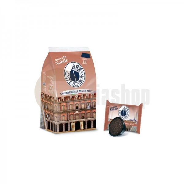 Lavazza a Modo Mio  Съвместими Капсули Borbone Blu 10 Бр.