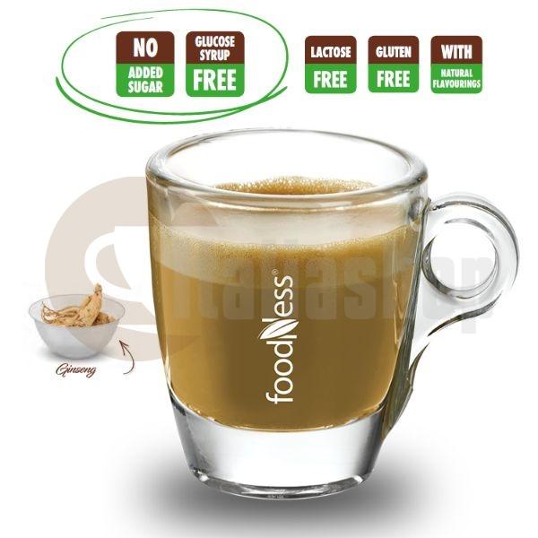 Foodness Кафе с Женшен капсули 10бр