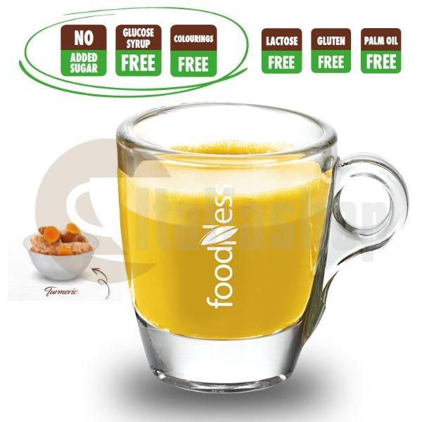 Foodness Златно Мляко капсули 10бр