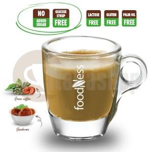 Foodness Зелено кафе с Ганодерма (Рейши) капсули 10бр