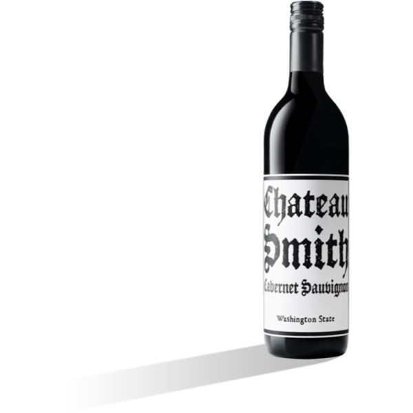 Charles Smith Червено Вино Chateau Smith Cabernet Sauvignon 2016