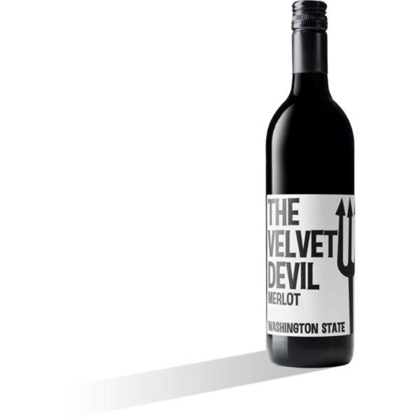 Charles Smith Червено Вино The Velvet Devil Merlot 2016