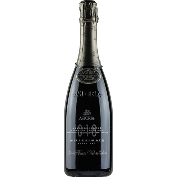Astoria Бяло Пенливо Вино The Millesimato Prosecco 2018 750мл