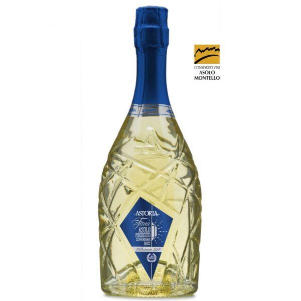 Astoria Бяло Пенливо Вино Fanò Asolo Prosecco 750мл