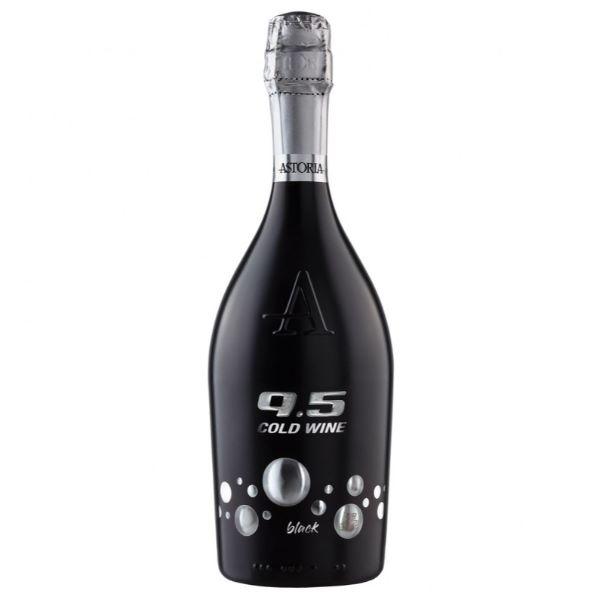 Astoria Бяло Пенливо Вино 9.5 Cold Wine Black 750мл