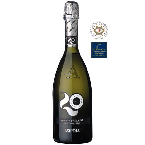 Astoria Бяло Пенливо Вино Conegliano-valdobbiadene Prosecco 750мл