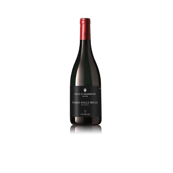Duca Di Salaparuta Червено вино Passo delle Mule 750мл