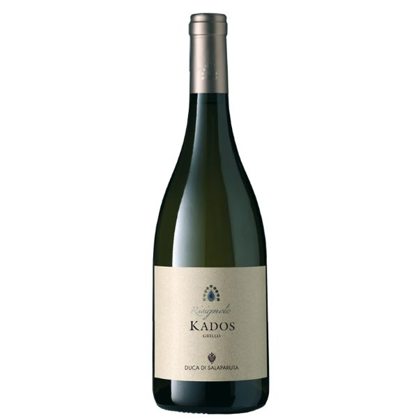 Duca Di Salaparuta Бяло Вино Kados 750мл