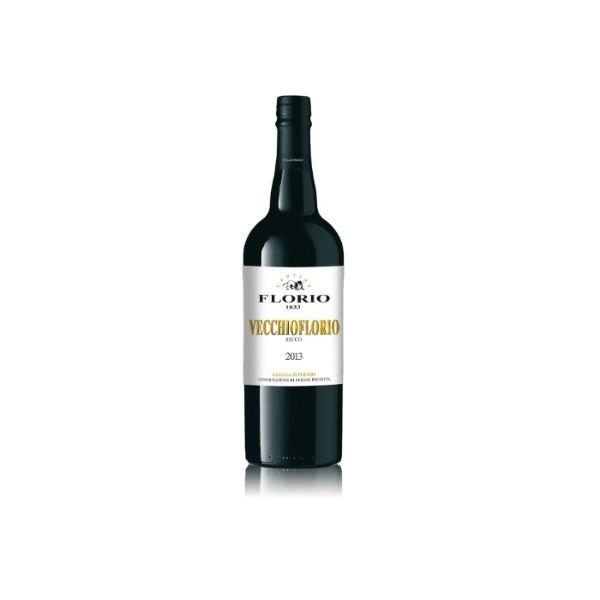 FLORIO Бяло вино VecchioFlorio Secco 750мл