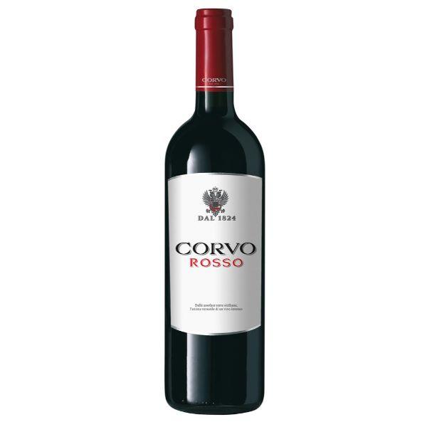 CORVO Червено вино ROSSO 750мл