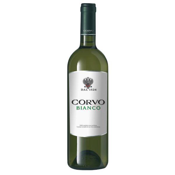 CORVO Бяло вино Bianco 750ml