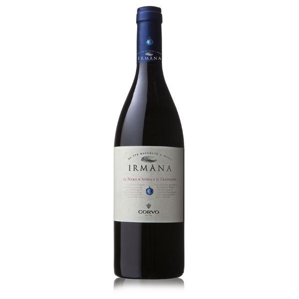 Corvo Червено Вино Irmana 750мл