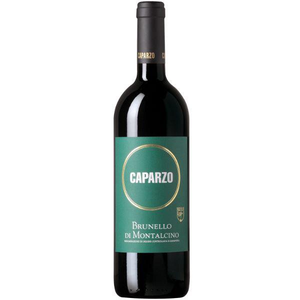 Caparzo Червено Вино Brunello Di Montalcino 750мл