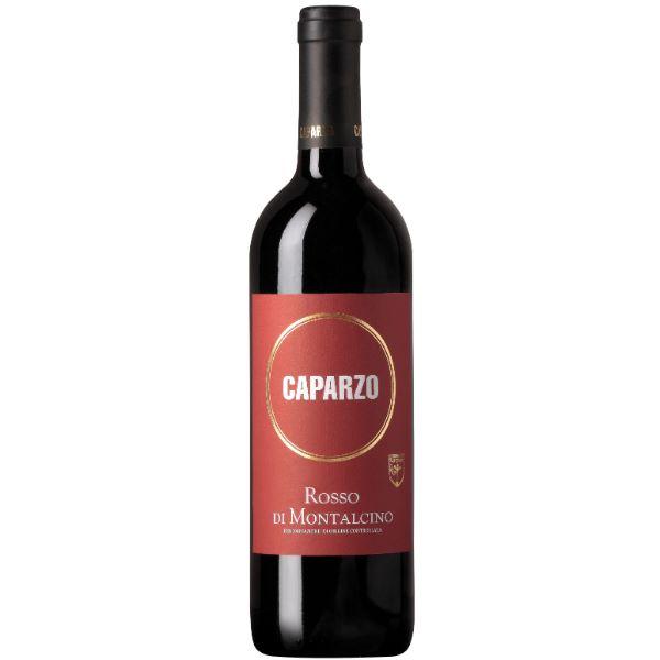Caparzo Червено Вино Rosso Di Montalcino 750мл