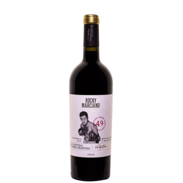 Novaripa Червено Вино Rocky Marciano Montepulciano D'abruzzo 750мл