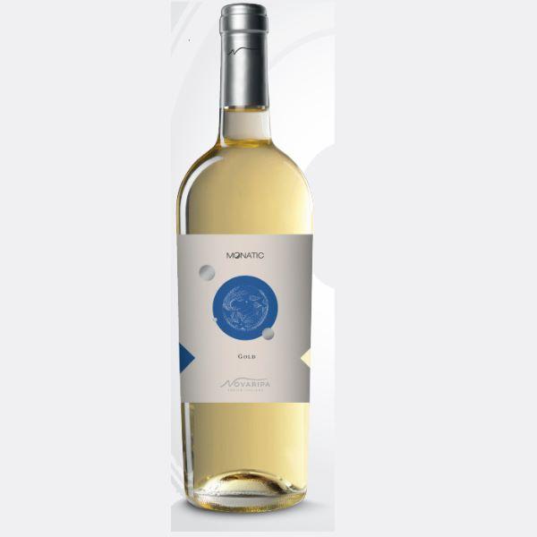 Novaripa Бяло Вино Monatic Gold750ml
