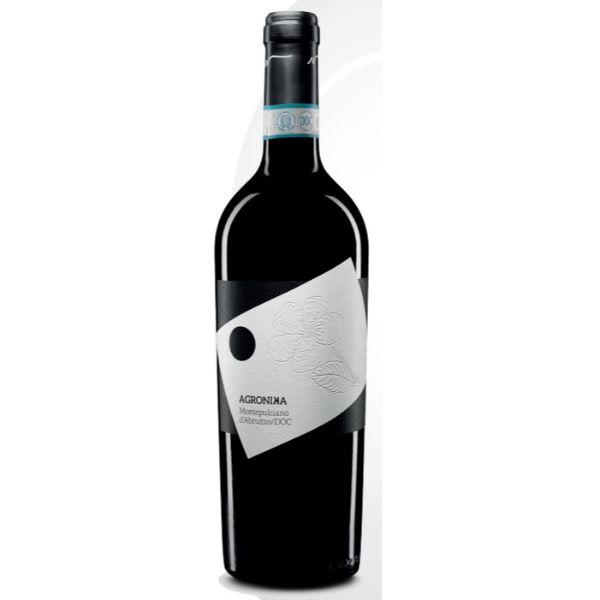 Novaripa Червено Вино Agronika Montepulciano D'abruzzo 750мл