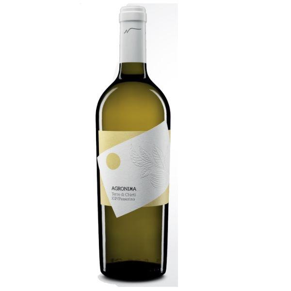 Novaripa Бяло Вино Agronika Terre Di Chieti Passerina 750ml