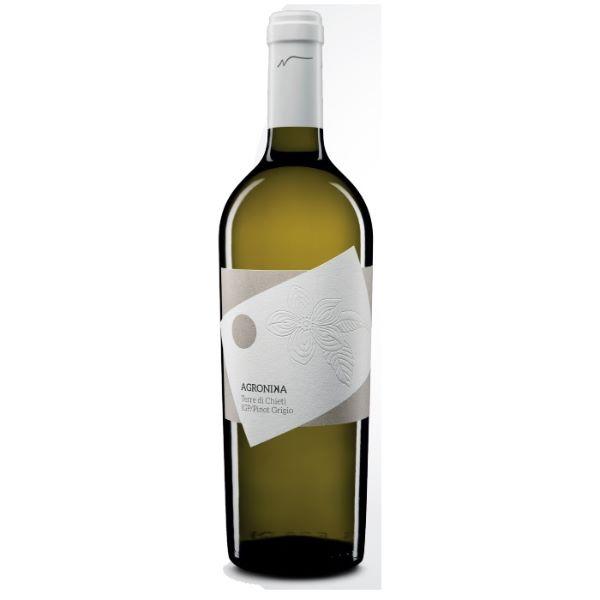 Novaripa Бяло Вино Agronika Terre Di Chieti Pinot Grigio 750ml