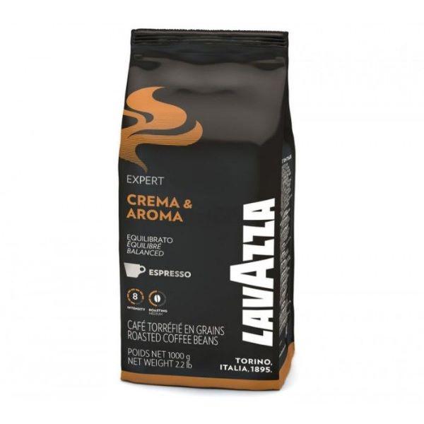 Lavazza кафе на зърна  Crema&Aroma 1 кг.