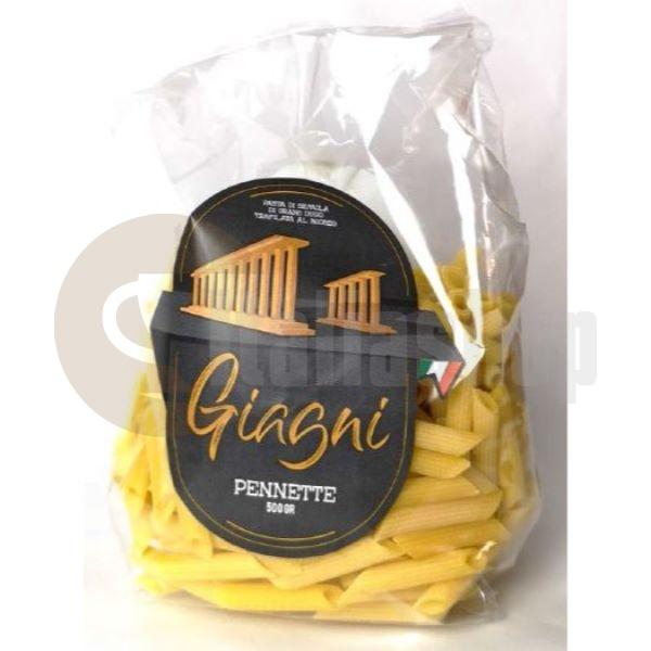 Паста Pastificio Giagni PENNETTE 500гр