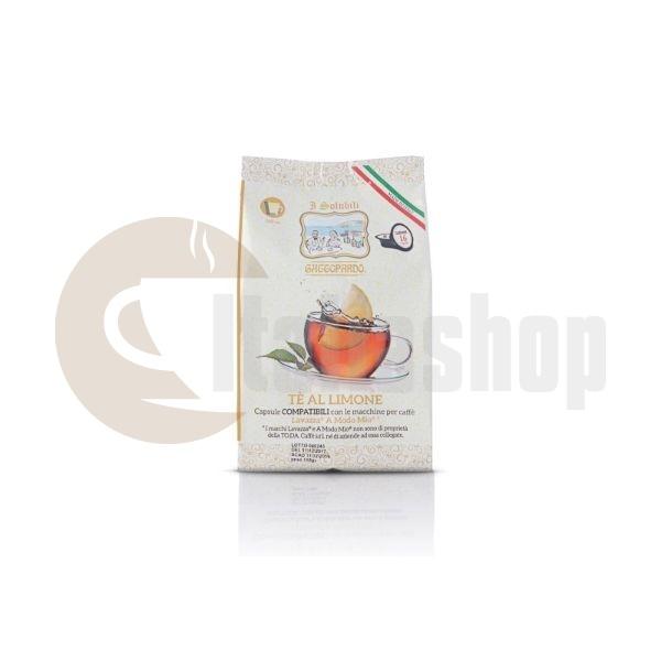 Lavazza A Modo Mio съвместими капсули Gattopardo с Чай Лимон 16 бр