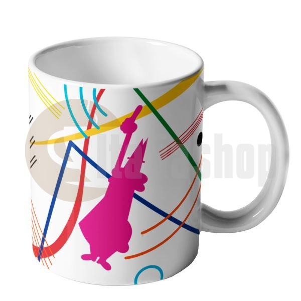 Bialetti чаша Kandinsky