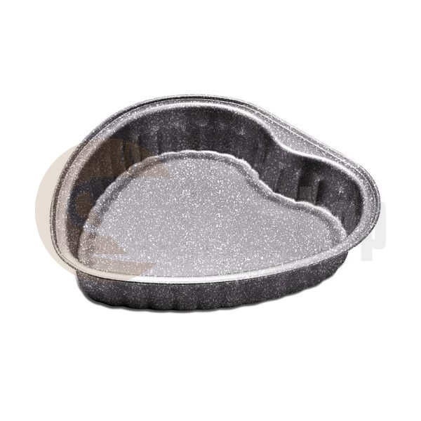 Aeternum Тава за кекс във формата на сърце 27см