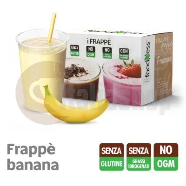 Foodness iFrappe  Млечен Шейк С Вкус На Банан