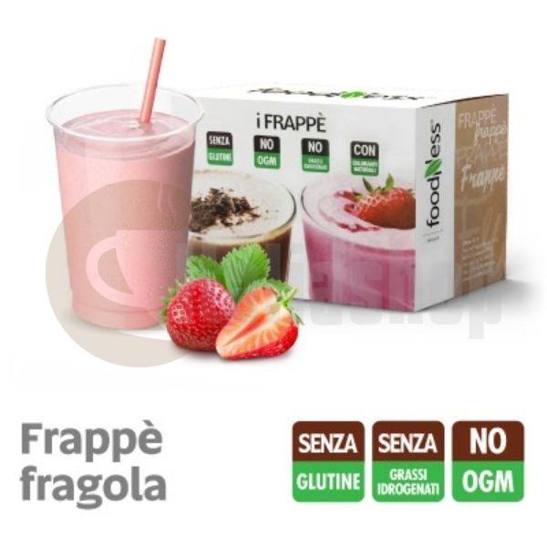Foodness iFrappe  Млечен Шейк С Вкус На Горски Плодове