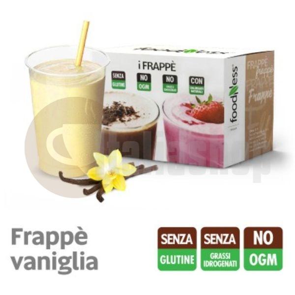 Foodness iFRAPPE Млечен шейк с вкус на Ванилия