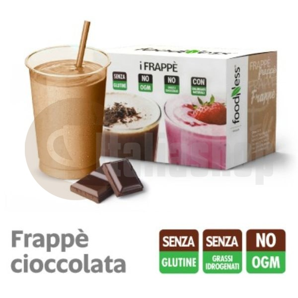 Foodness iFRAPPE Млечен шейк с вкус на Шоколад