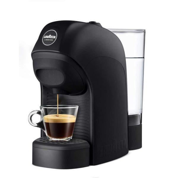 Кафемашина Lavazza Tiny, Цвят Черен
