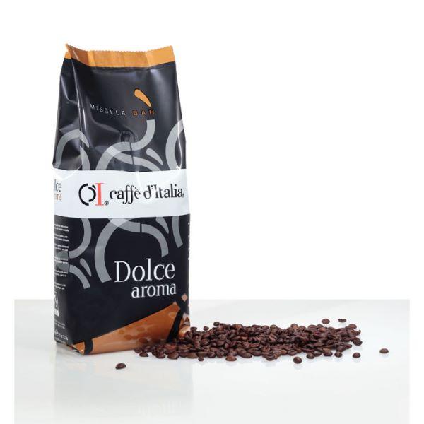 Caffè Ditalia Dolce Aroma - 1 Кг. Кафе На Зърна