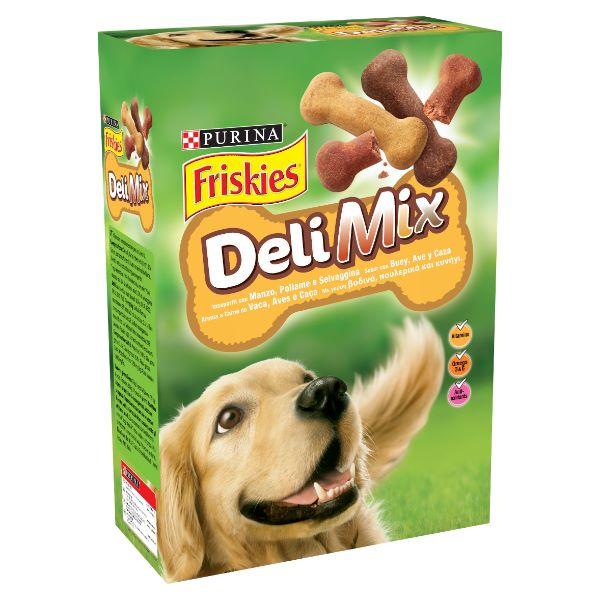 Кучешка Храна Friskies® DeliMix 500гр