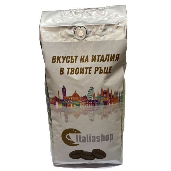 Кафе на зърна ITALIASHOP 1 кг