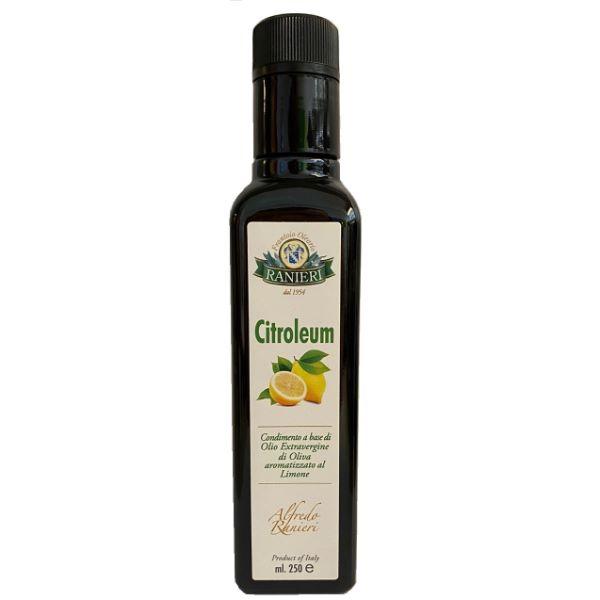 Алфредо Раниери Зехтин Екстра Върджин с аромат на лимон 250мл