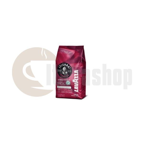 Lavazza Кафе На Зърна Tierra Brasile 100% Arabica Espresso 1 Кг
