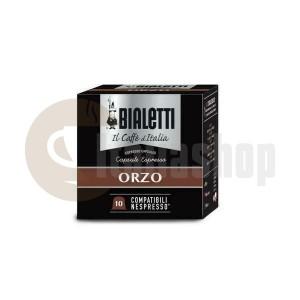 Nespresso съвместими капсули Bialetti Орзо 10 бр