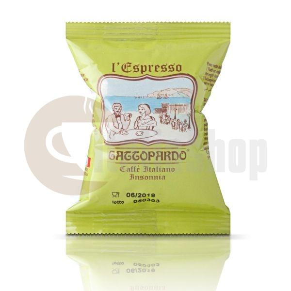Nespresso съвместими капсули Gattopardo INSSONNIA 100бр