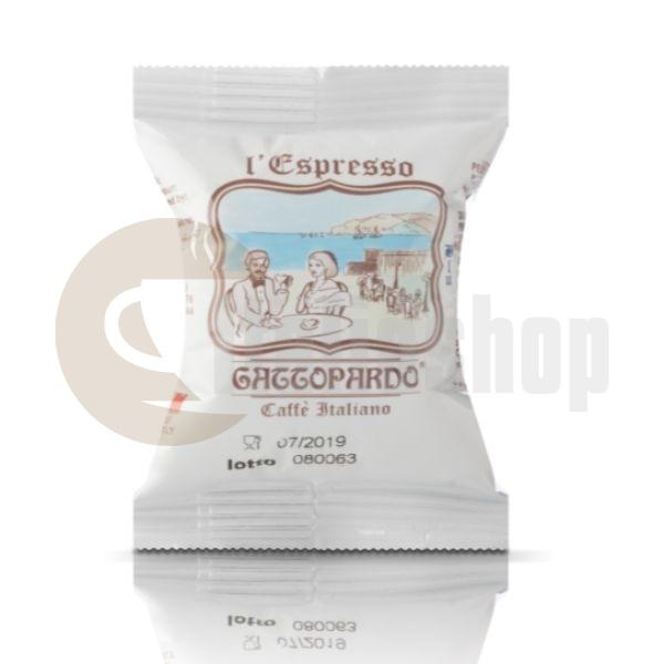Nespresso съвместими капсули Gattopardo BLU 100бр