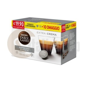 Dolce Gusto Barista 80 Капсули