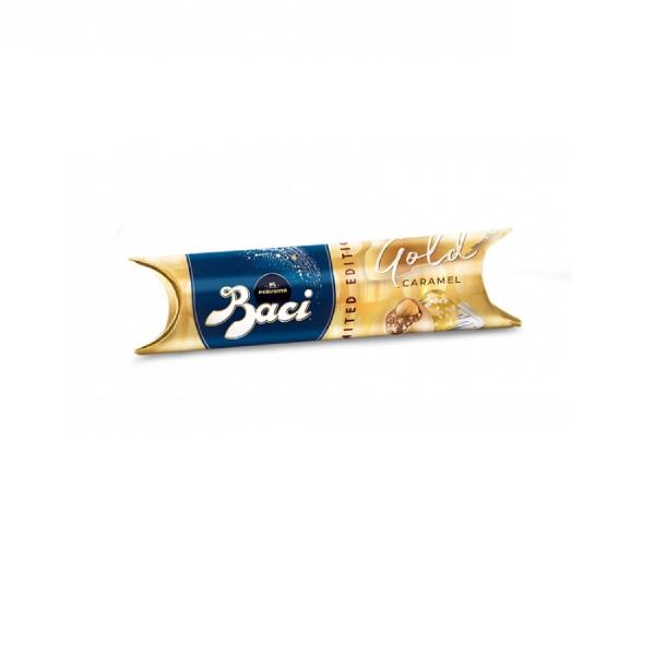 Baci Perugina Шоколадови бонбони Limitet Edition Gold 37.5гр