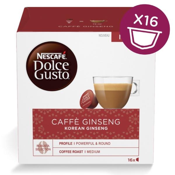 Dolce Gusto Caffè Ginseng - 16 бр.
