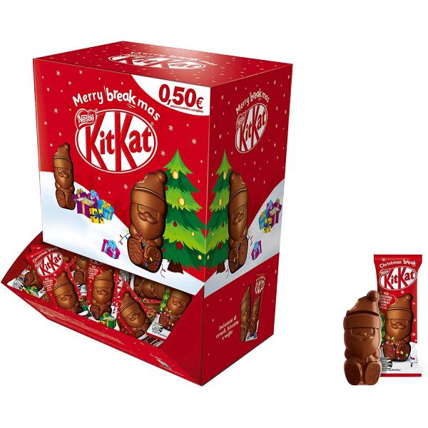 Kit Kat Шоколадови парченца 2кг