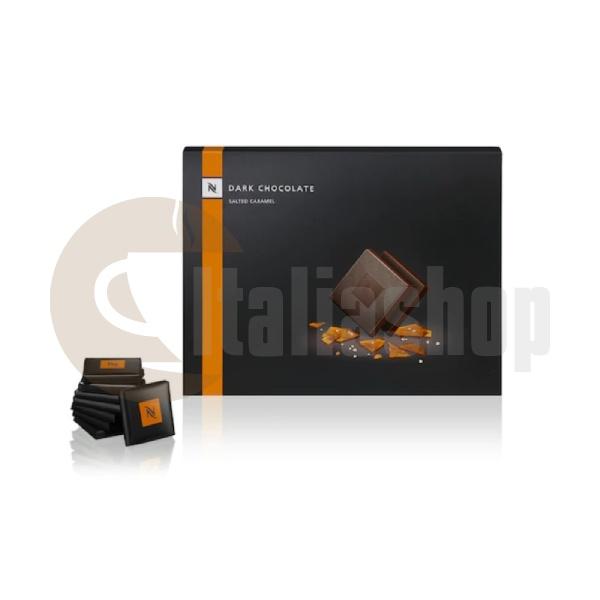 Nespresso Блокчета Черен Шоколад Със Солен Карамел